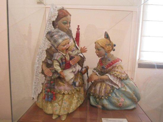 Museo del Gremio de Artistas Falleros : Ninot de 1889