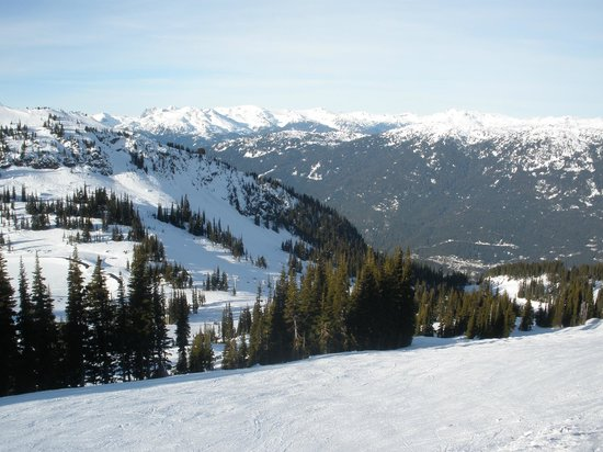 Whistler Blackcomb: The Mountain