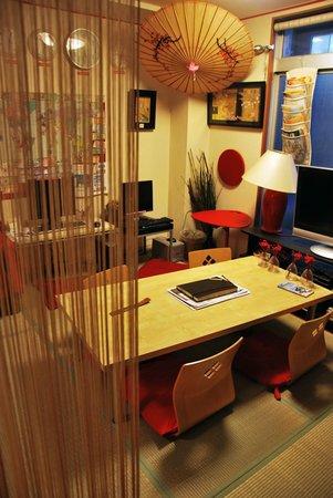 Aizuya Inn : Reception