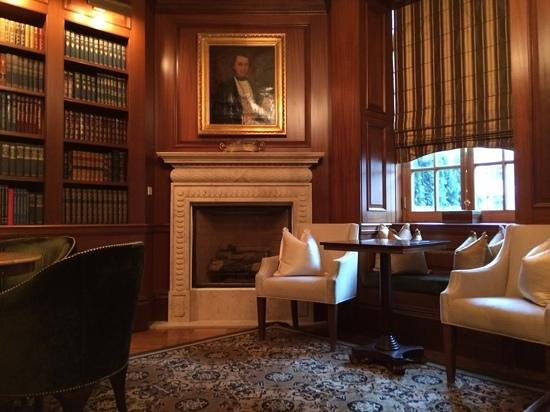 The Jefferson, Washington DC : the Book Room