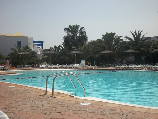 HL Paradise Island : une des piscine