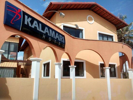 Kalamari Hotel: Fachada