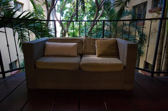 Hotel Humuya Inn : Third Floor Seating Area