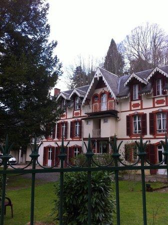 Hotel Restaurant Le Tivoli: Vue extérieure