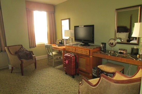 Francis Marion Hotel : great sunlight!