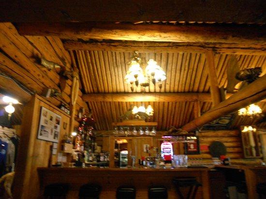 Chena Hot Springs Resort: Il ristorante