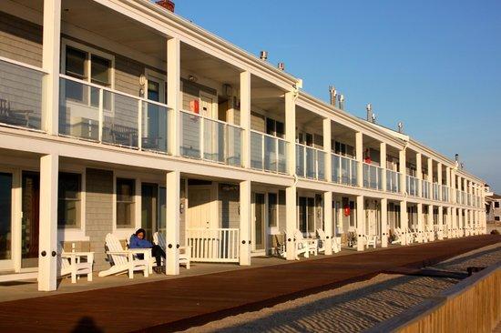 Crow's Nest Resort: The studio apartments