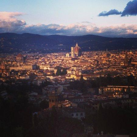 Torre Di Bellosguardo : The View.