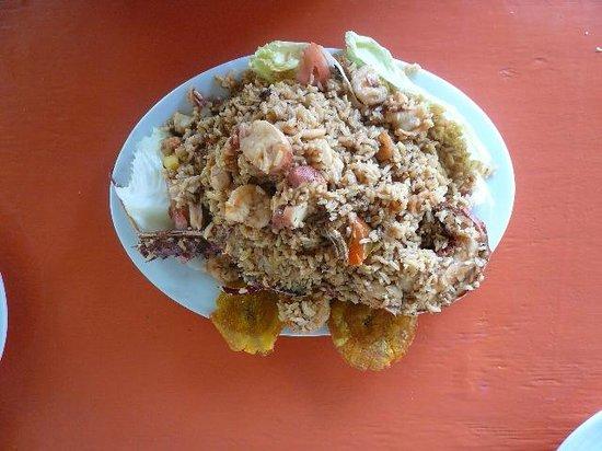 Divino Nino Jesus: Seafood Rice