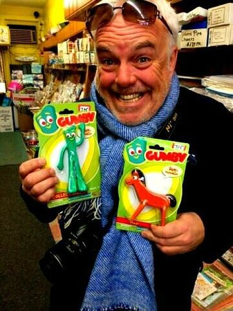 Irving's Toy and Card Shop: Gumby & Pokey - $7.95 each!