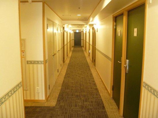 Toyoko Inn Busan Station 2: 客室廊下