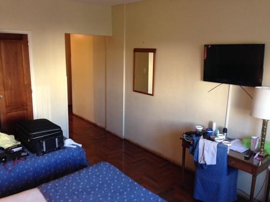 Salles Hotel : outra vista do quarto