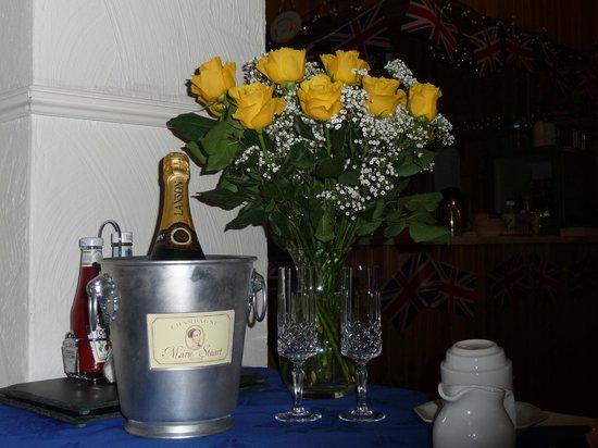 Wentworth Guest House: Arrange a special surprise