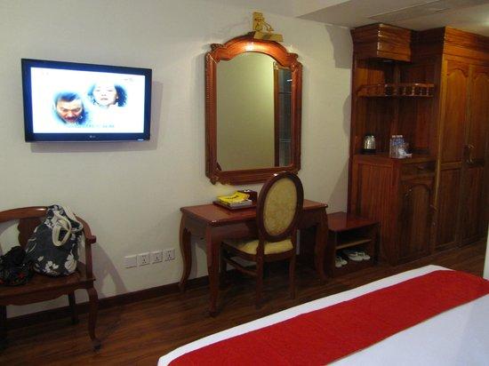 Prum Bayon Hotel: Номер