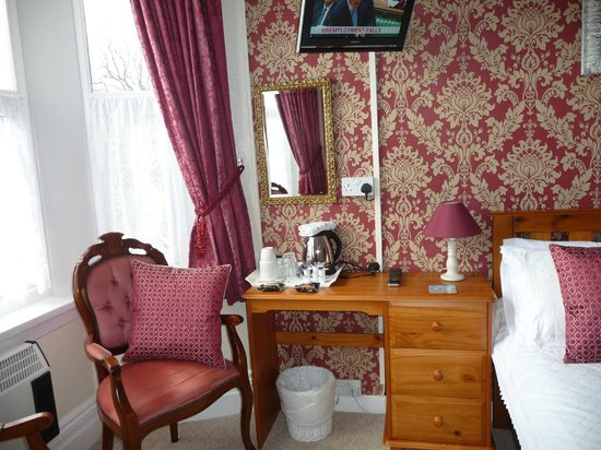 Wentworth Guest House: Room 4