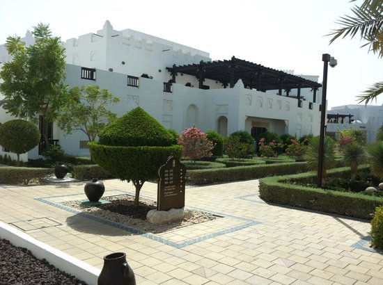 Sharq Village & Spa : The grounds