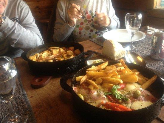 Isabel - Cocina al Disco: 2 platos para 4 personas
