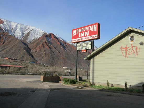 Why they call it the Red Mountain Inn