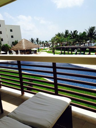 Secrets Silversands Riviera Cancun: View from 4221