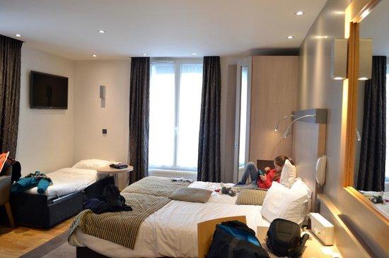 Hotel Tourisme Avenue: Номер