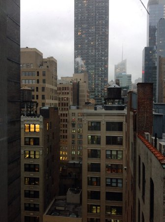 Hilton Garden Inn New York/Manhattan-Chelsea : View from 19th floor