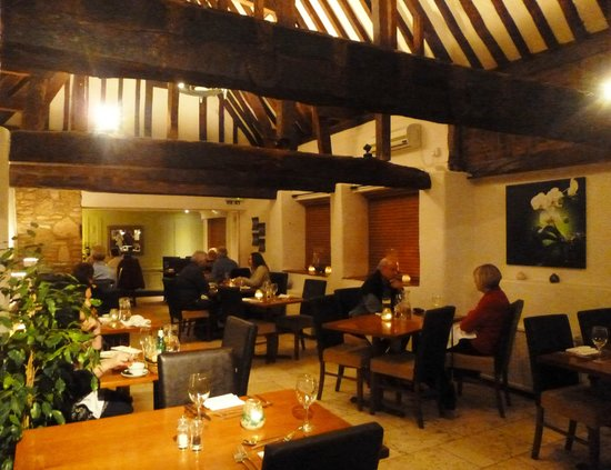 White Hart Hotel: old meets modern