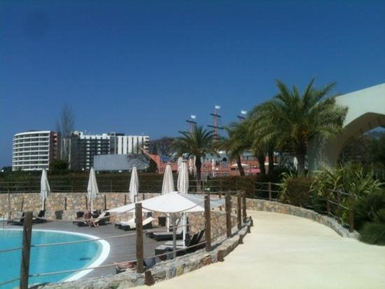 Crowne Plaza Vilamoura - Algarve: outside