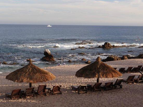 Grand Fiesta Americana Los Cabos All Inclusive Golf & Spa: ВОТ ТАКОЕ МОРЕ ПРИ ОТЛИВЕ