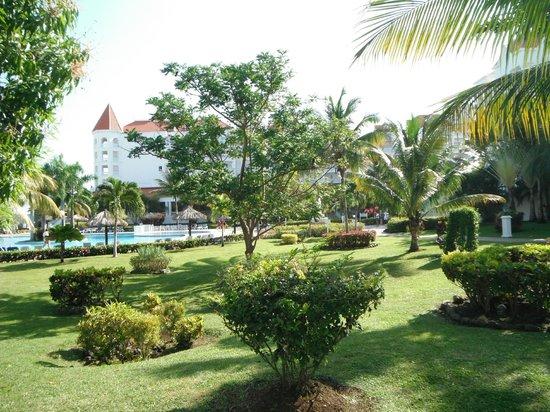 Grand Bahia Principe Jamaica : Grounds area