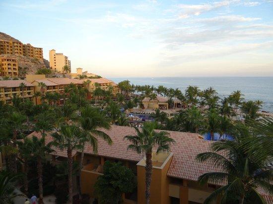 Grand Fiesta Americana Los Cabos All Inclusive Golf & Spa: ВИД С БАЛКОНА