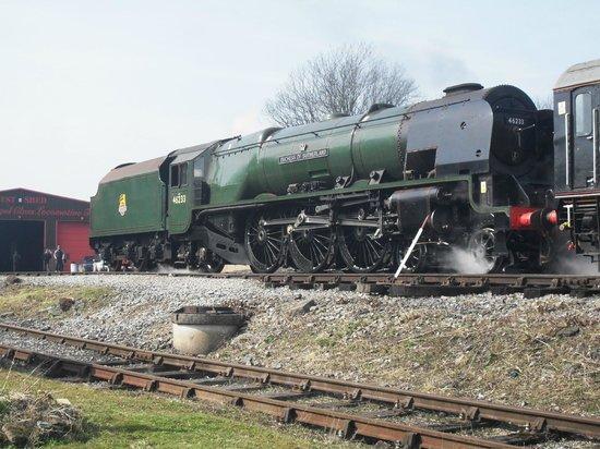Midland Railway - Butterley: Duchess of Sutherland