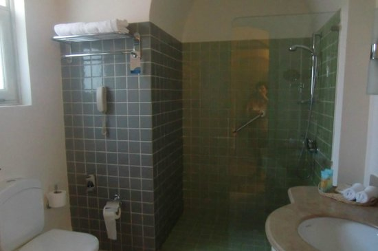 Radisson Blu Resort, El Quseir: doccia
