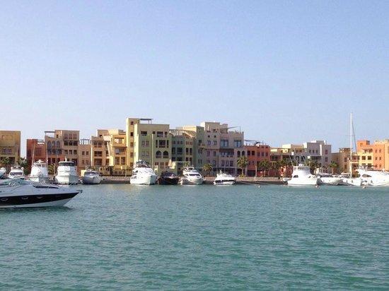Abu Tig Marina: Марина