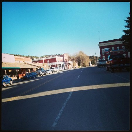 Eureka, NV: Very cute town.