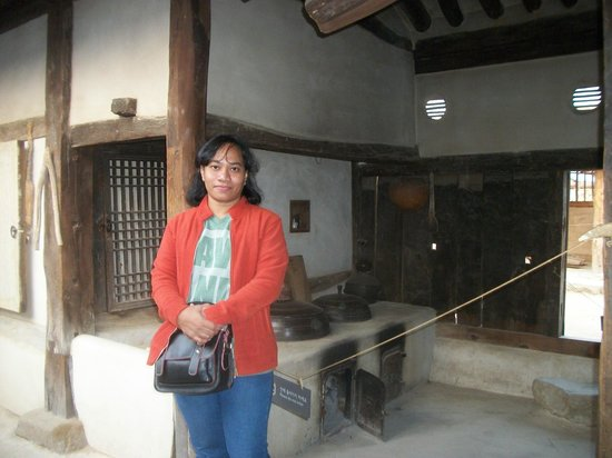 Gyeongbokgung Palace Di Dapur Jaman Dulu