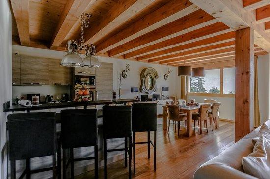 Crans Luxury Lodges : Renée