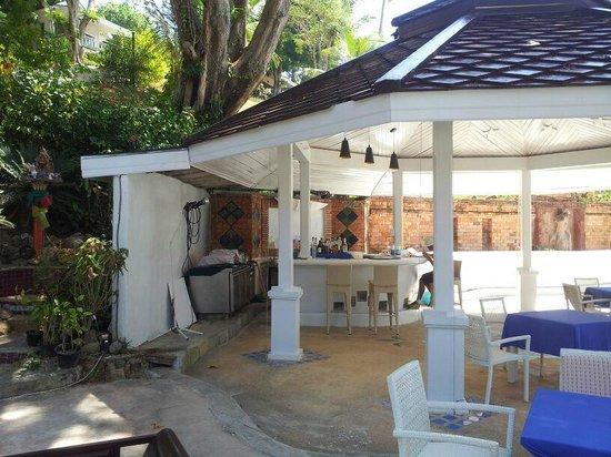 Bay View Resort: ресепшн