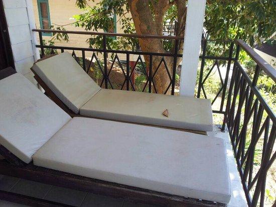 Bay View Resort: балкон
