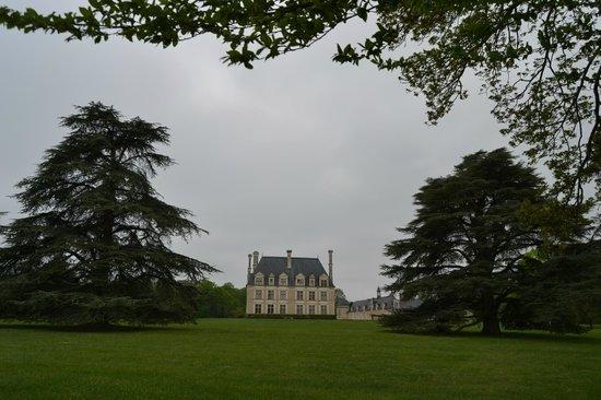 Chateau et Parc de Beauregard: Вид замка