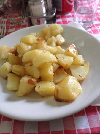 Da Vittorio Presto e Bene : Patate al forno..!!!