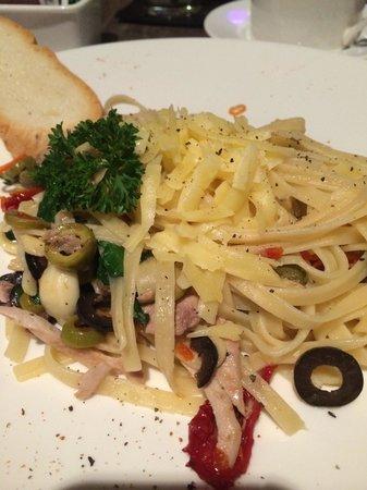 Mozzarella: Tuna, enak ini