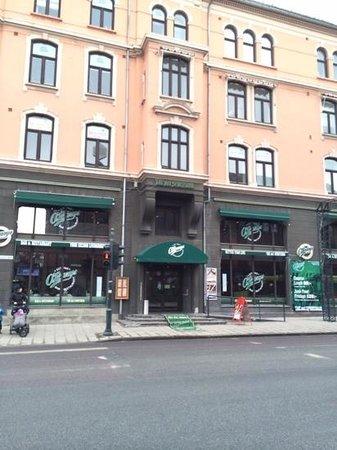 Restaurants g Trondheim Trondheim Municipality Sor Trondelag Central Norway.