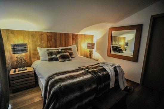 Crans Luxury Lodges : VIEUX bISSE
