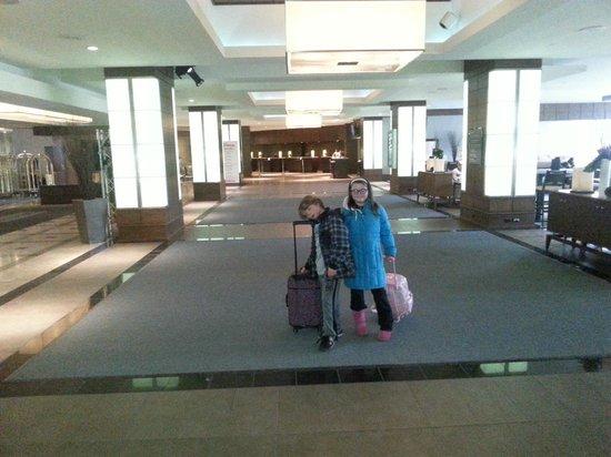 The Westin Harbour Castle, Toronto : Lobby
