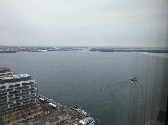 The Westin Harbour Castle, Toronto : Harbour View