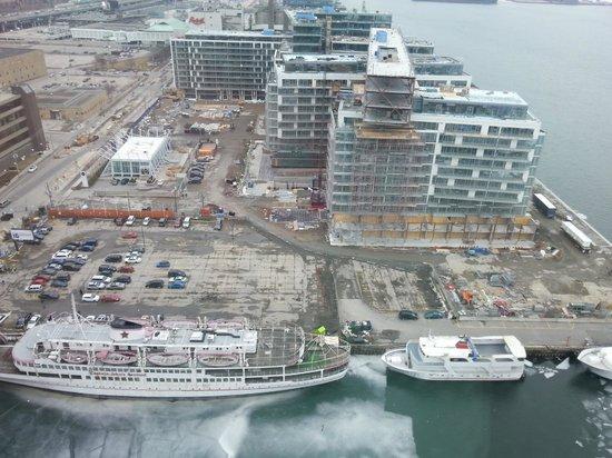 The Westin Harbour Castle, Toronto : City View