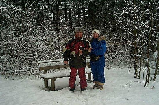 Hotel Alaska Val di Fassa: Passeggiata verso Canazei