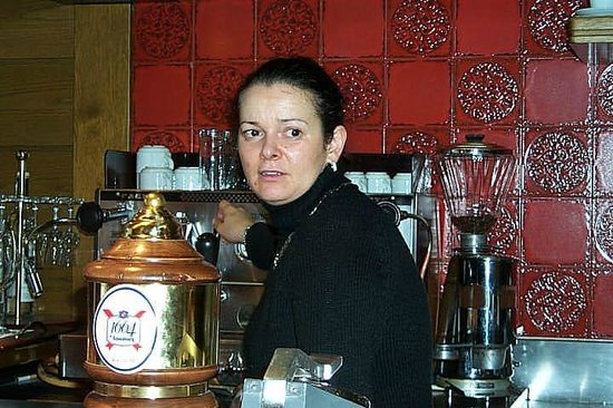 Hotel Alaska Val di Fassa: La Manu al bar