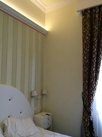 Hotel La Casa di Morfeo: Спальня