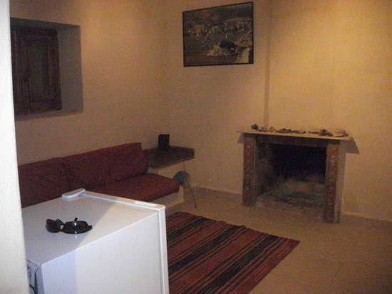 El Badawiya Hotel: Sitting room of room/suite